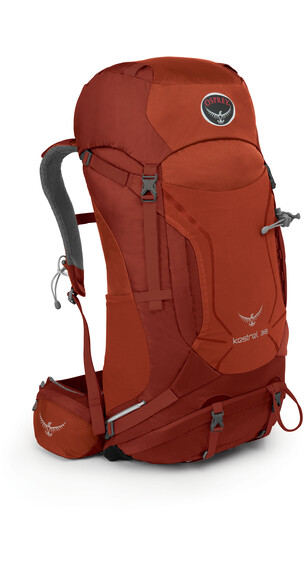 Osprey M's Kestrel 38 Backpack Dragon Red